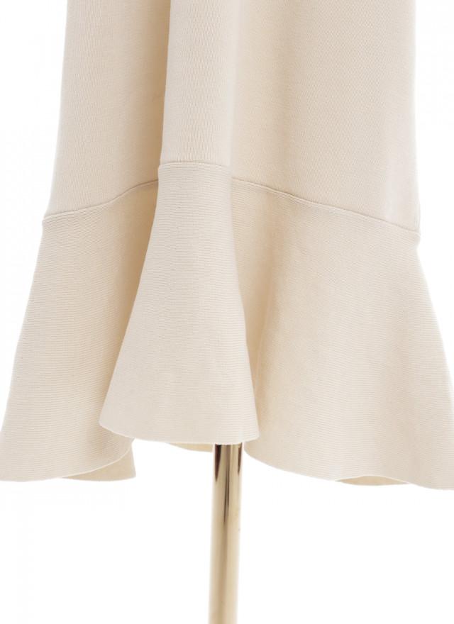 D1155缇絲V領魚尾洋裝