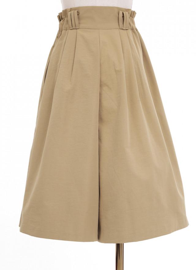 P0350吉榭美型打摺褲裙(兩色)