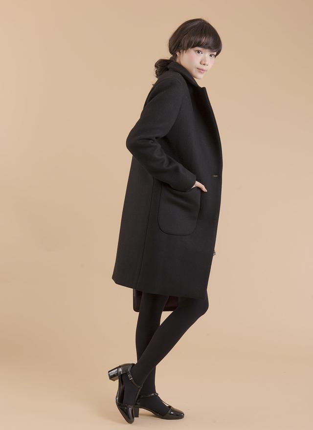 O0140 經典窄肩西裝外套