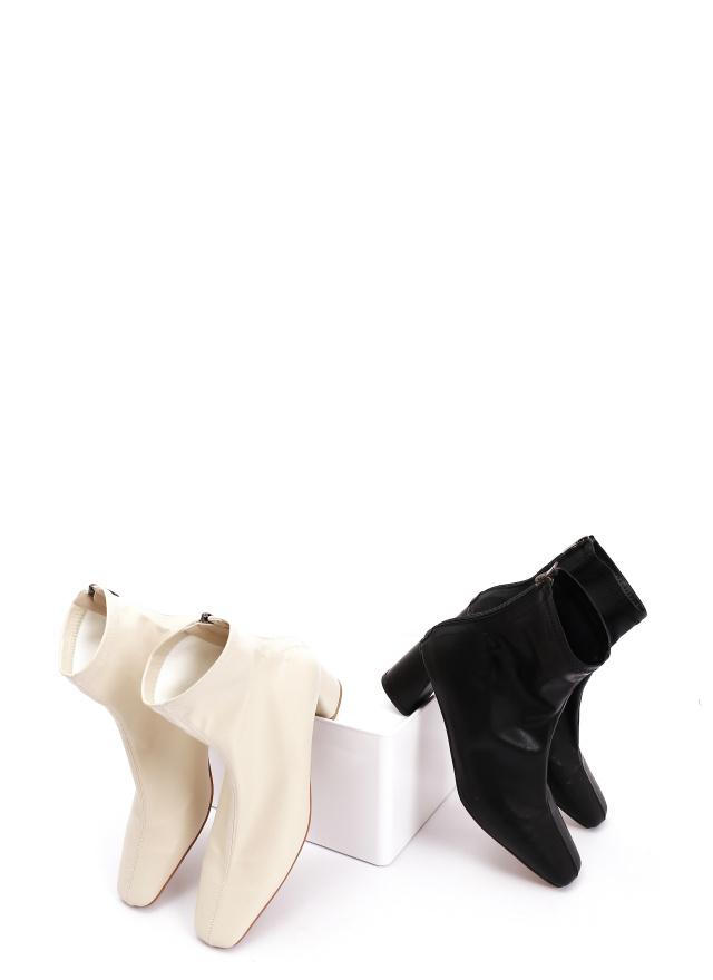 SH0213經典氣質真皮襪靴