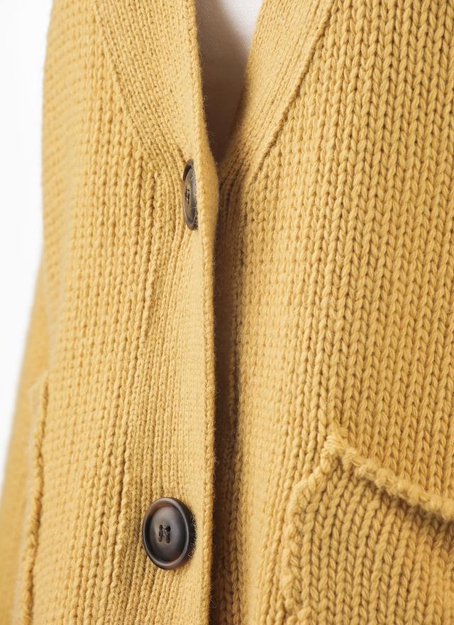 O0166 棉花糖短毛衣外套