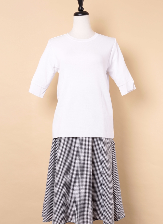 T0632 百搭純色針織上衣
