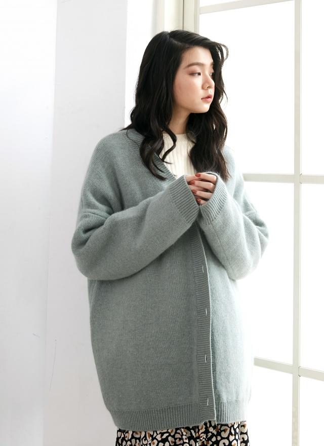 O0469知性垂墜羊毛外套(特惠)