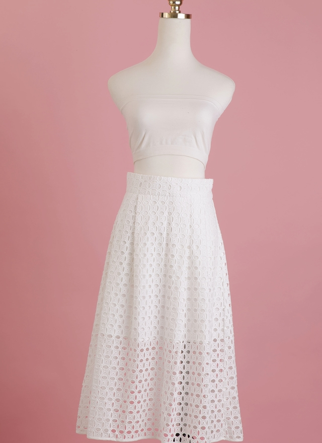 D0330 夢幻巴黎簍空洋裝