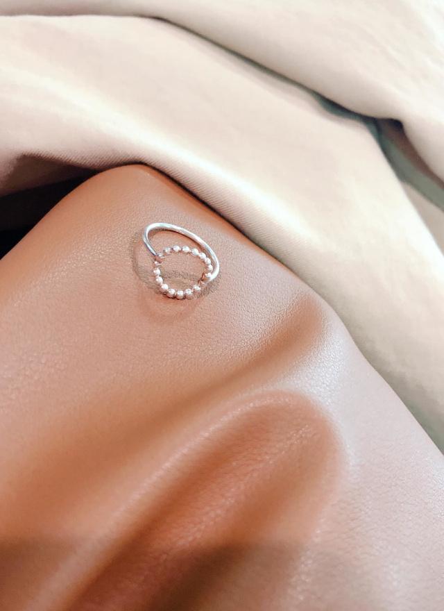 A0338克莉線珠戒指