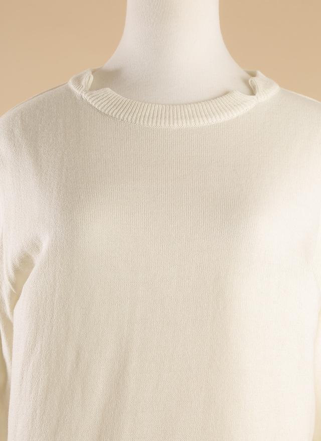 T0358 YESorNO針織毛衣