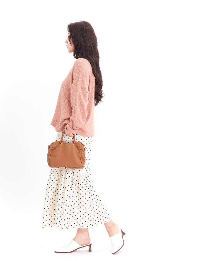 SH0225琉森縫線穆勒鞋(兩色)