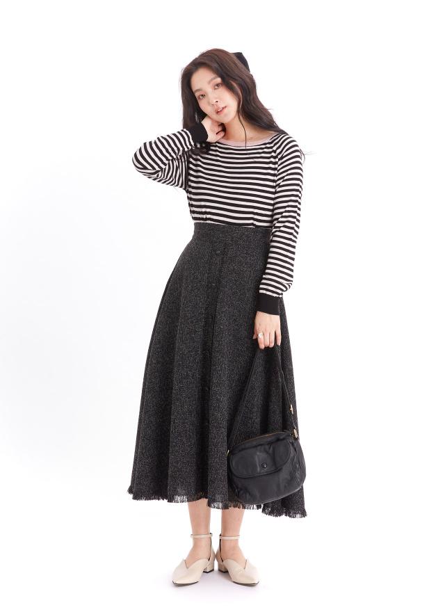T1520瑟芬粉彩針織衫 (特惠)