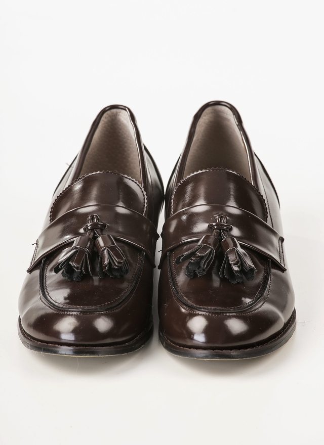 SH0068 氣質流蘇牛津鞋