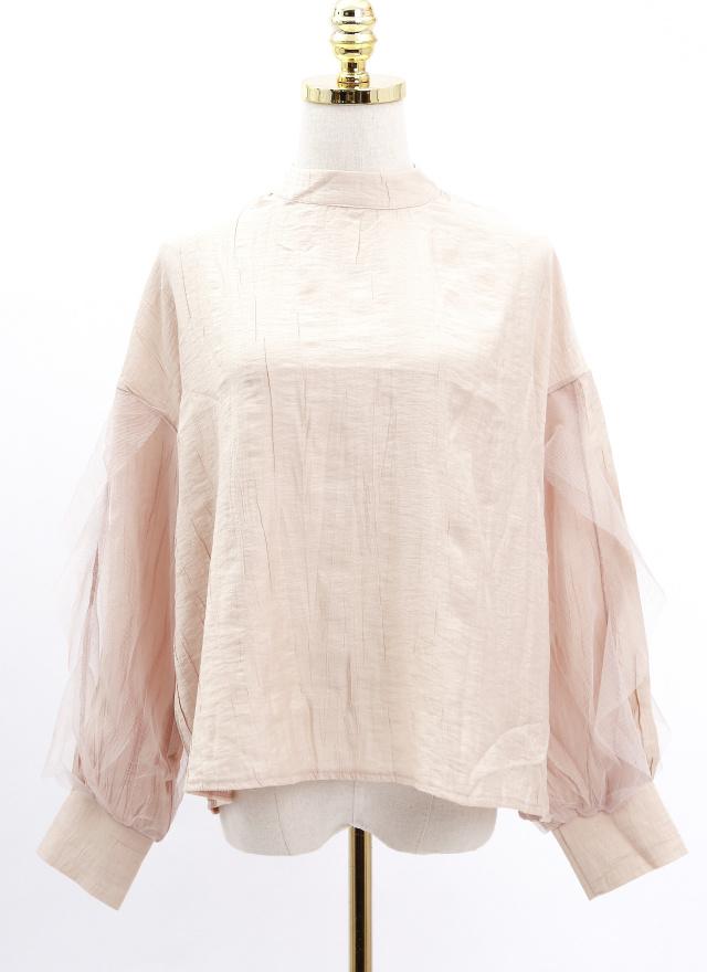 L0003夢幻仙系珠釦上衣(訂製款)