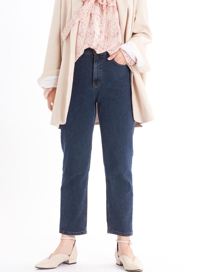 P0331原色直筒牛仔褲