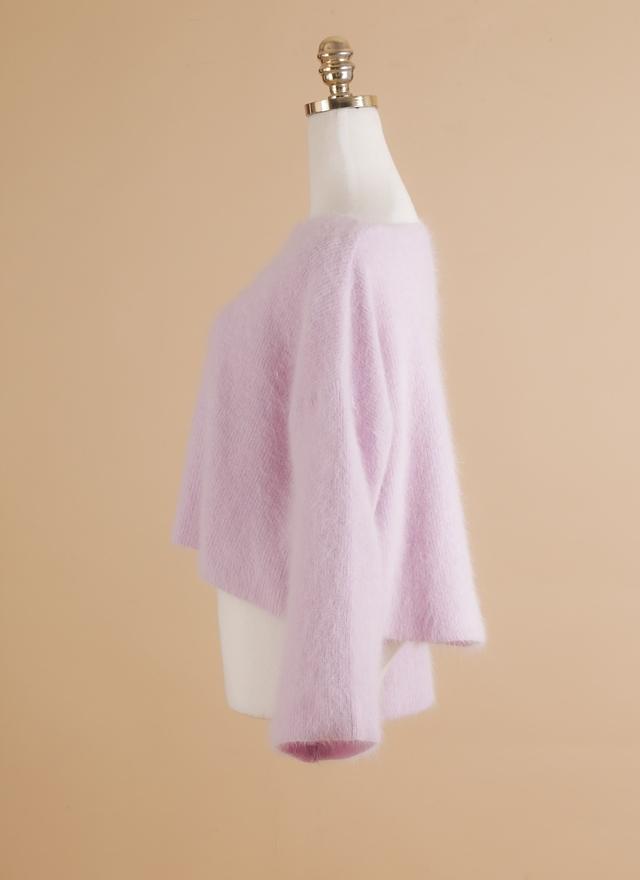 T0366 蜜糖嫩彩羊毛毛衣