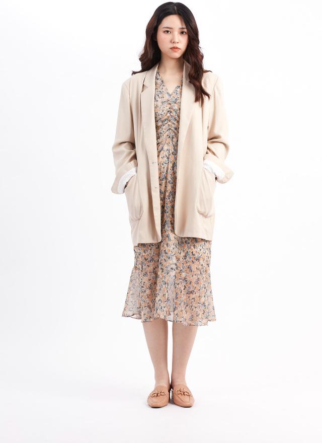 O0613莎特經典西裝外套(三色)